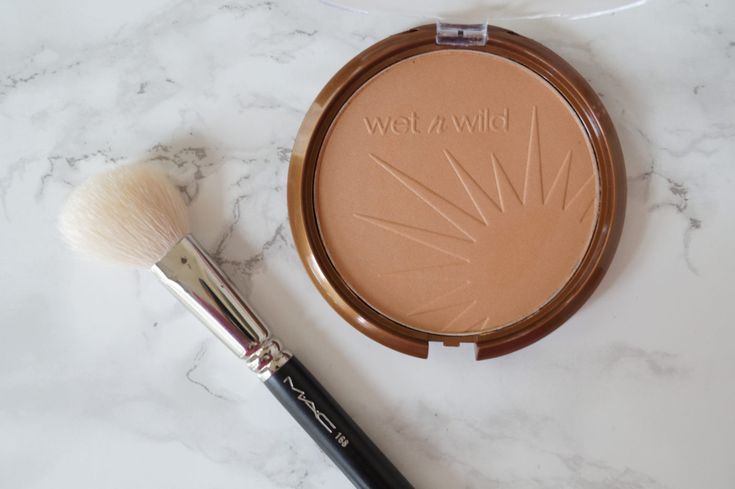 "Wet n Wild ""Ticket to Brazil"" bronzer"
