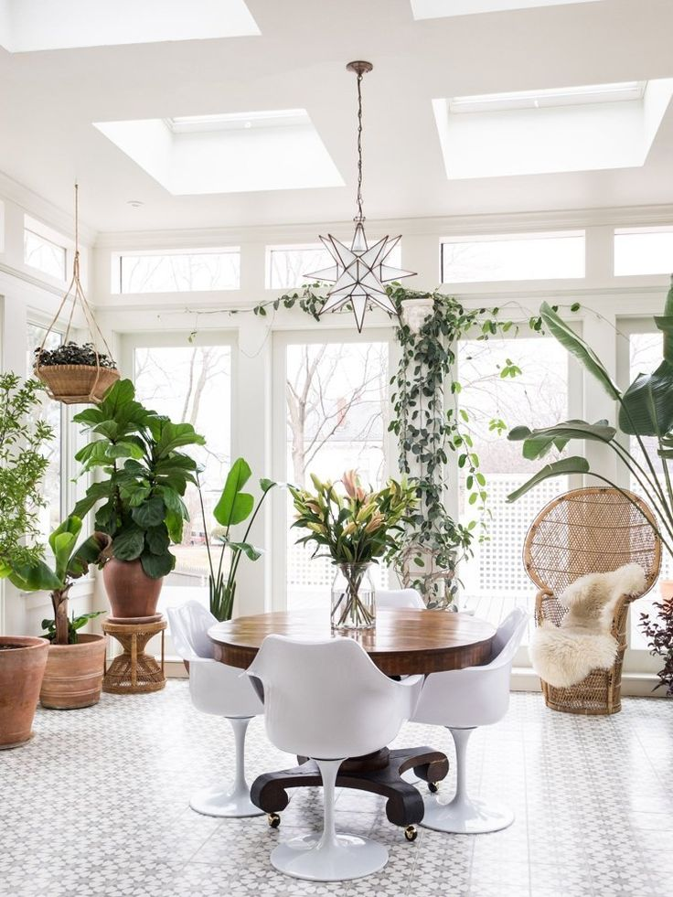 House tour a modern boston house with a sunroom