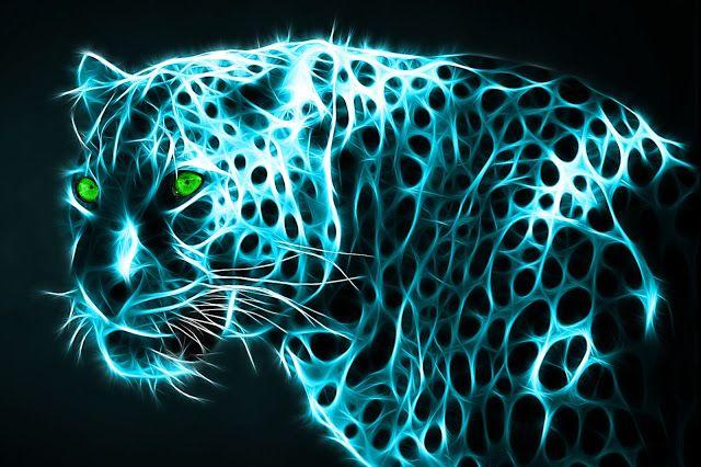 Master of Arts: Glow Animals