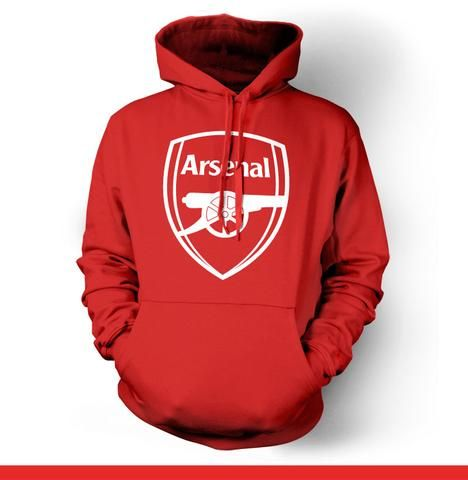 Arsenal FC England Gunners Hoody Sweatshirt