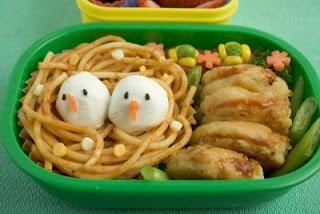 idea for spaghetti and meatballs