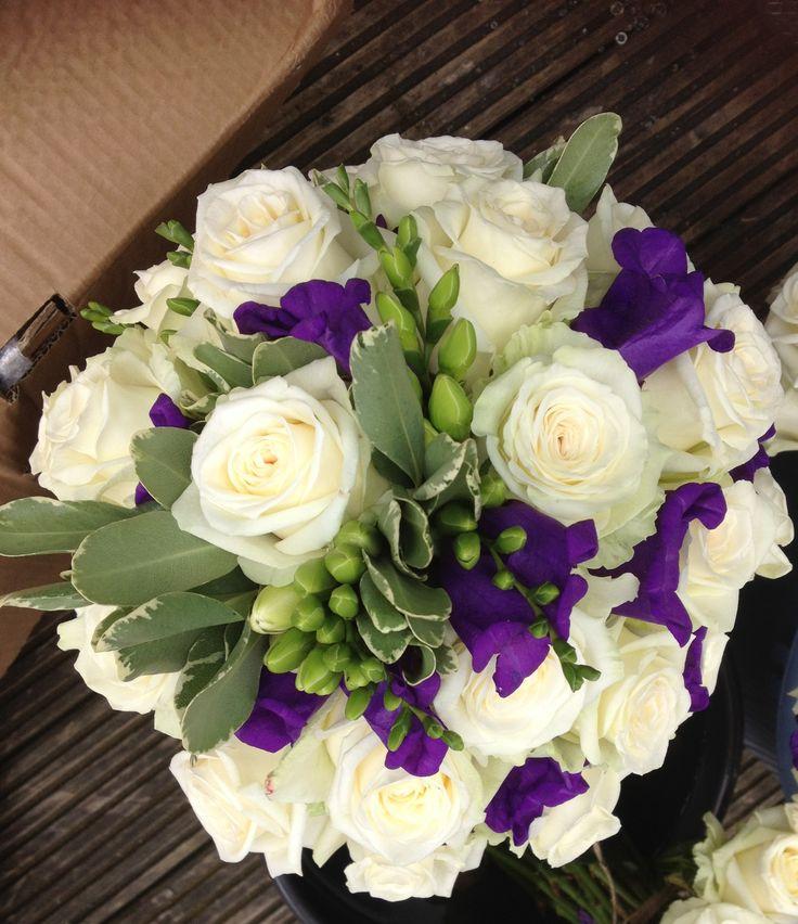 Mwp bride's bouquet