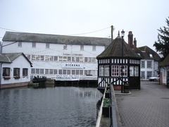 Townsford Mill Halstead