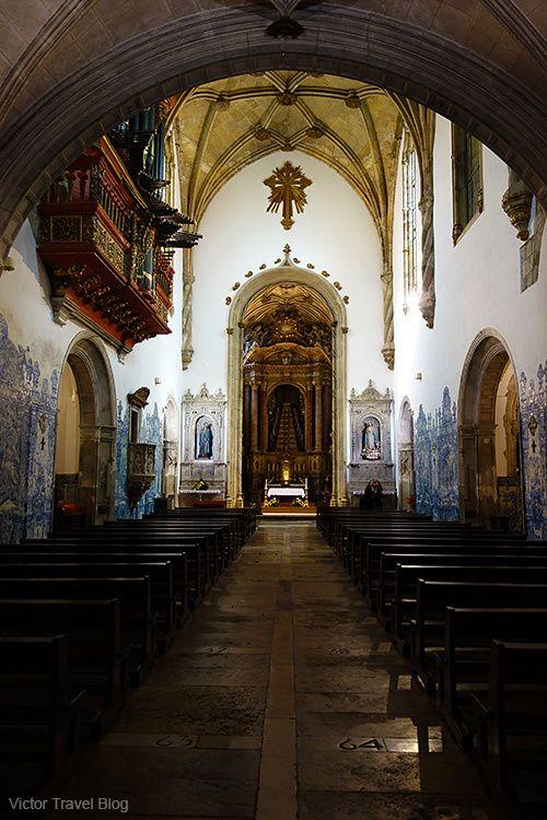 Mosteiro de Santa Cruz, Coimbra, Portugal.