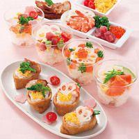 ひな祭りやホームパーティーに!基本の「いなり寿司の作り方」とアレンジレシピ集♪