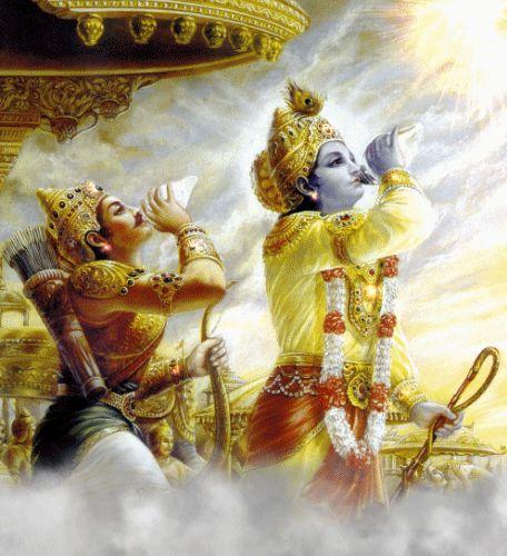 SRI KRISHNA VICTORY by VISHNU108