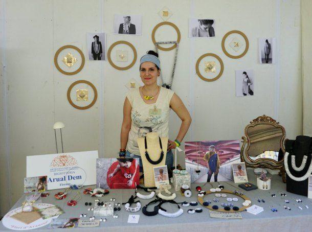 Arual Dem jewels, Artigianato e Palazzo #paper #jewellery #exhibition #fashion #artigianato #handmade