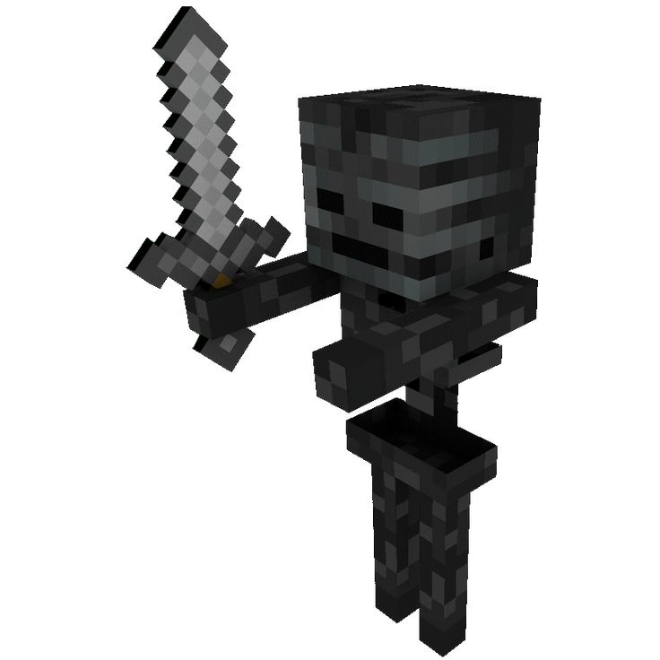 1000 images about wither skeletons on