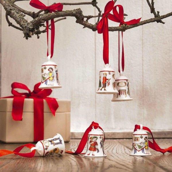 Πορσελάνινη σειρά διακοσμητικών για το χριστουγεννιάτικο δέντρο | Hutschenreuther http://www.parousiasi.gr/?s=Hutschenreuther+Christmas&submit.x=0&submit.y=0&post_type=product