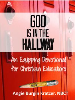 Each classroom, each school, each office, and each board meeting is a battleground. This twelve-week devotional is designed for individuals or small groups of Christian educators who want to glorify God and get equipped for the fight of their lives. This 12-week study includes a different reading or exercise for each day of the week. $