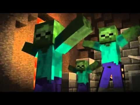 Don't Mine At Night Minecraft Song