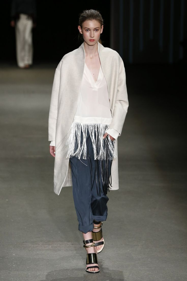 By Malene Birger, spring/summer 2015 Copenhagen Fashion Week