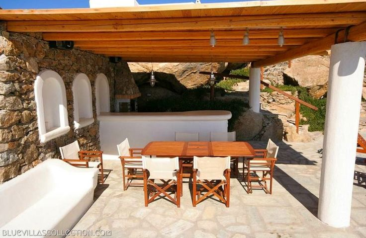 Nephele Villa Sitting Area