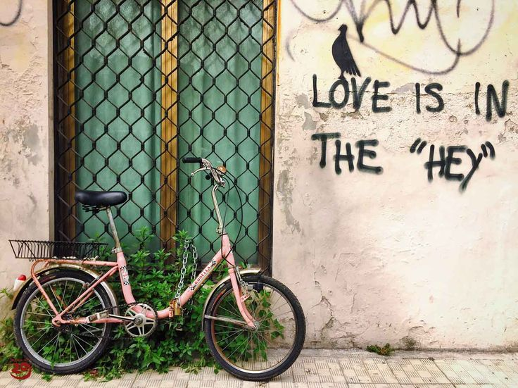 """Love Is in the """"Hey"""""""