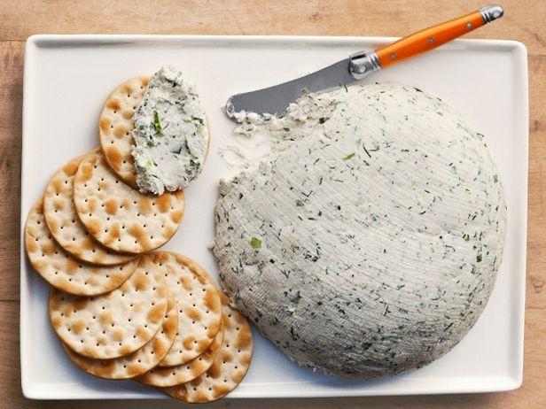 Herb Coeur a La Creme recipe from Ina Garten via Food Network