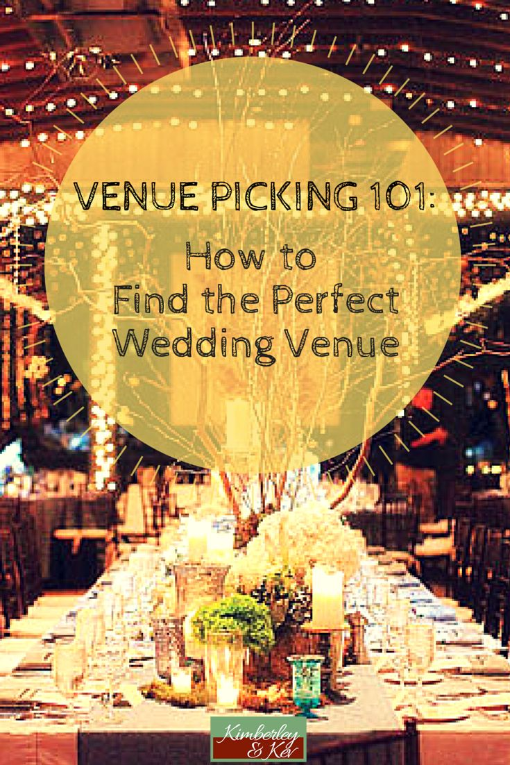 If you're not sure how to get started finding your wedding venue, we've created a beginner's guide. - See more at: http://www.kimberleyandkev.com/venue-picking-101-find-perfect-wedding-venue/#sthash.vWUY1MtX.dpuf