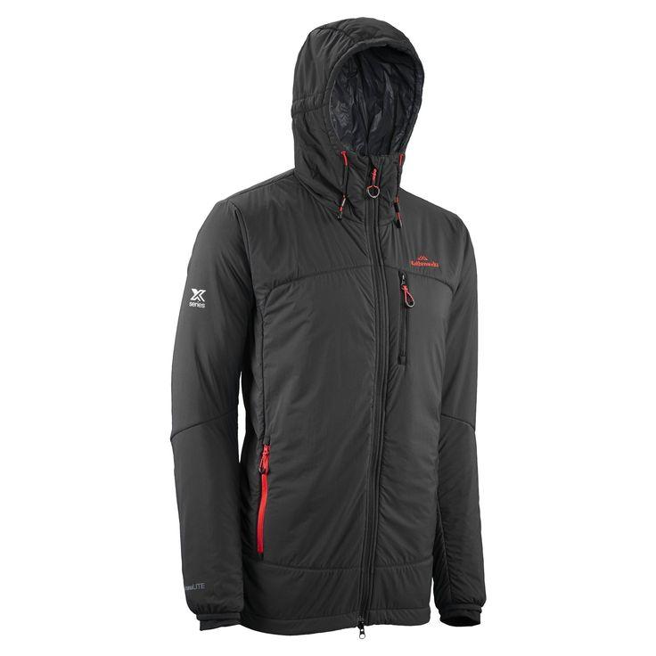 Buy Exmoor XT Men's Insulated Jacket v2 - Carbon online at Kathmandu