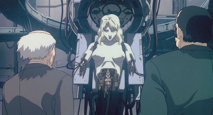 Classic anime 'Ghost in the Shell' returns to US theatres     - CNET  Enlarge Image  The eye-popping anime Ghost in the Shell returns to the big screen.                                                      Production IG                                                  Sometimes I suspect Im not what I think I am  The classic anime Ghost in the Shell is returning to movie theatres. If youre a fan of the innovative and influential original animated movie or youre intrigued by the upcoming…