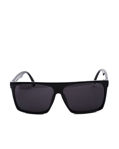 d324644759ea4 Black With Vilot Colour Mix Aviator Songlasses   United Nations ...