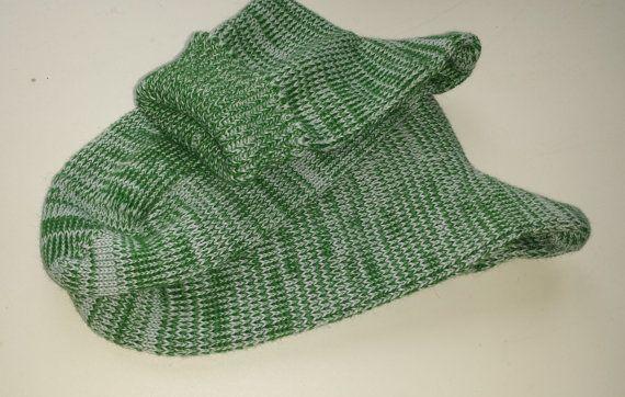SOCKS 4 HIM Half Wool Socks For Men Knitted Mens by BareWolfSocks