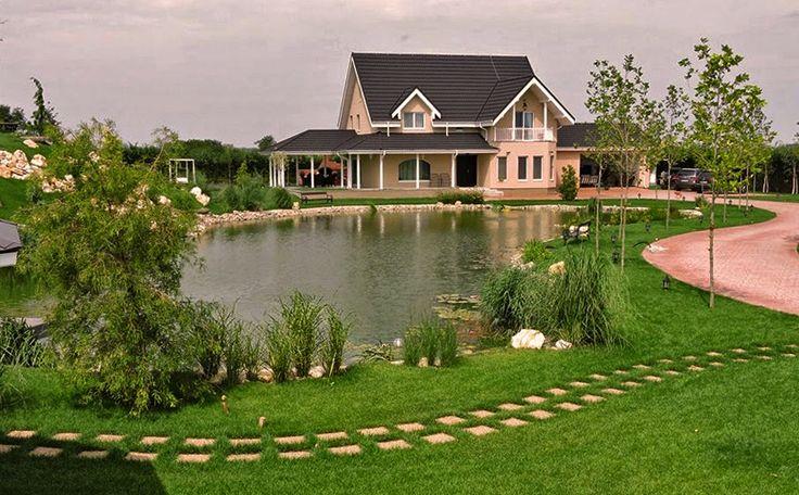 Amenajari Gradini   Proiectare Gradini   Peisagist Amenajare gradina, idei amenajare lac, iaz cu pesti , arhitect peisagist bucuresti ilfov, cluj, iasi, craiova, timisoara, constanta. Romanian garden designer.