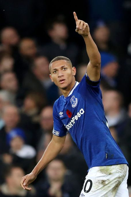 cde735897 Richarlison   Yerry Mina have a new celebration for Liverpool ...