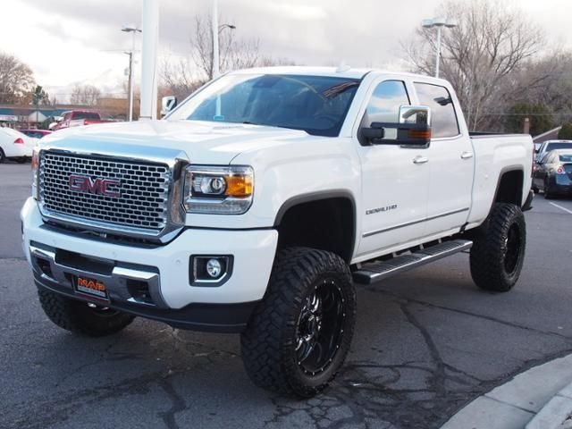GMC Sierra 2500HD Denali                                                                                                                                                                                 More