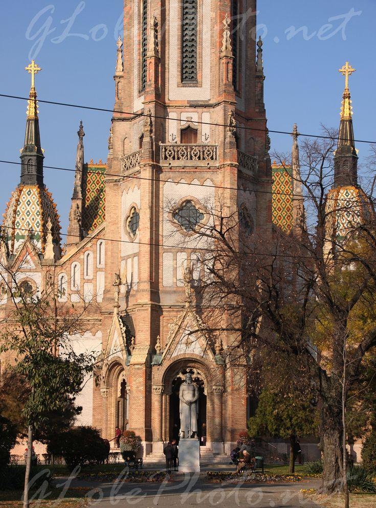 Szent László church in Budapest 10. district - Hungary