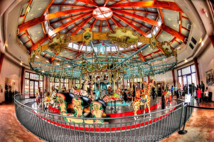Pullen Park Carousel Jeff Pettitt Photography Moving To