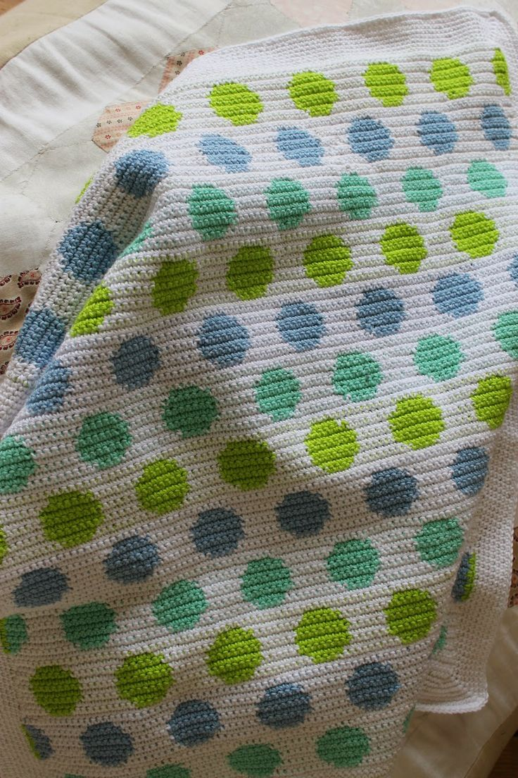 Polka Dots! - and lots of other cute ideas on the blog