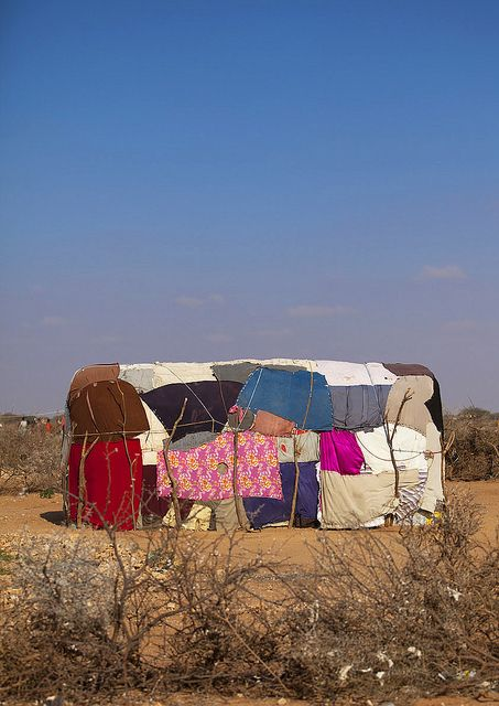 House patchwork - Baligubadle - Somaliland | Flickr - Photo Sharing