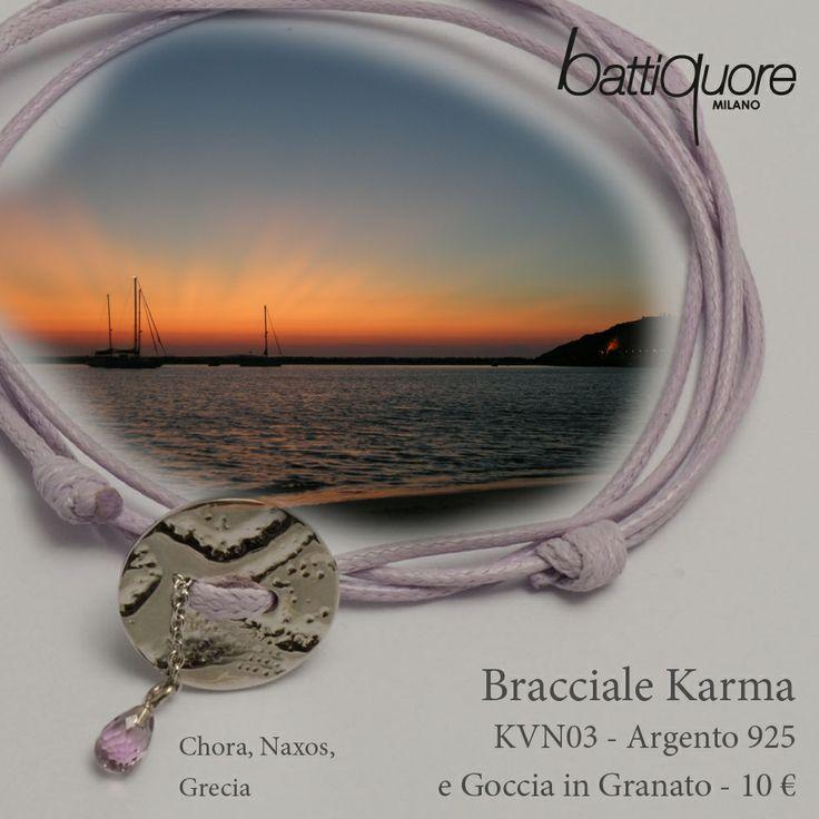 #cartoline #battiquore #naxos new color #lilla http://www.battiquore.it/shop/it/karma/70-kvn03.html