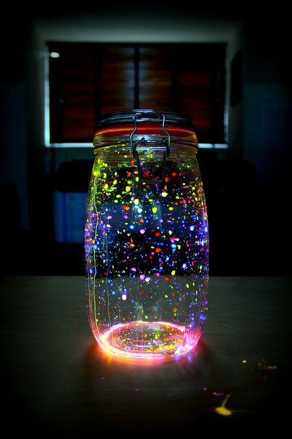 "Fireflies in a Jar | Fireflies In A Jar"" Lantern"
