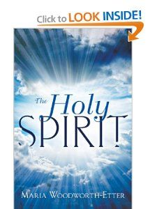The Holy Spirit: Experiencing the Power of the Spirit in Signs, Wonders, and Miracles by Maria Woodworth-Etter. Save 37 Off!. $10.66. Publication: November 1, 1998. Publisher: Whitaker House (November 1, 1998)