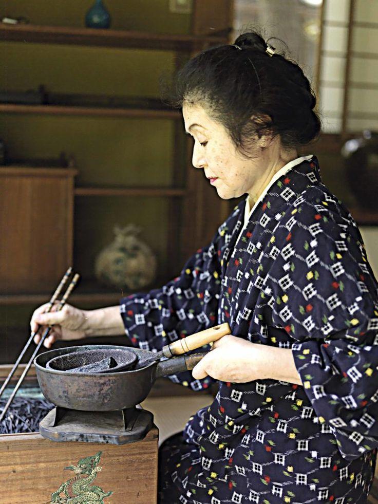 Cocinera de Osaka, una nación culinaria