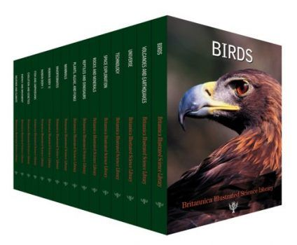 Brittanica Illustrated Science Library only  R3499!