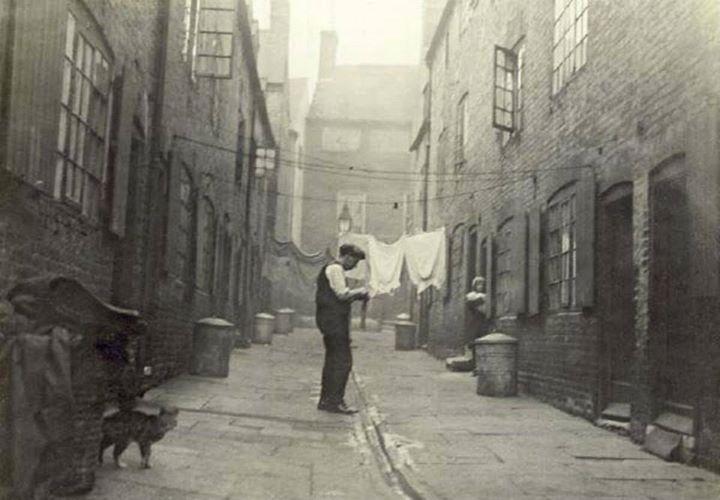 Castle Court, Glasshouse Street area, 1931/32