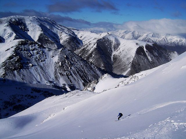 Off Piste Skiing in Bariloche Cultural Center of Bariloche  #Travel #gear #fitness #powderquest #style #ski #snowboard #wonders #chile #argentina