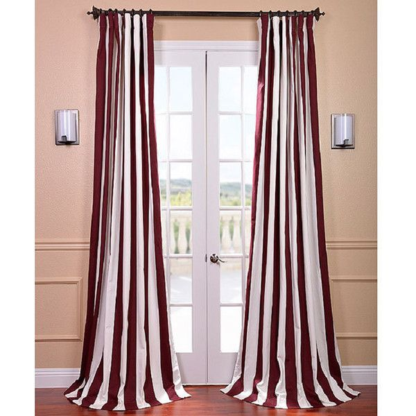 15 Must See Burgundy Curtains Pins Maroon Curtains Red