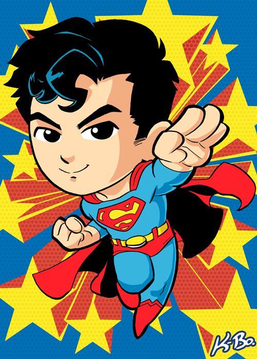 Superman+Art+Card+by+K-Bo.+by+kevinbolk.deviantart.com+on+@deviantART