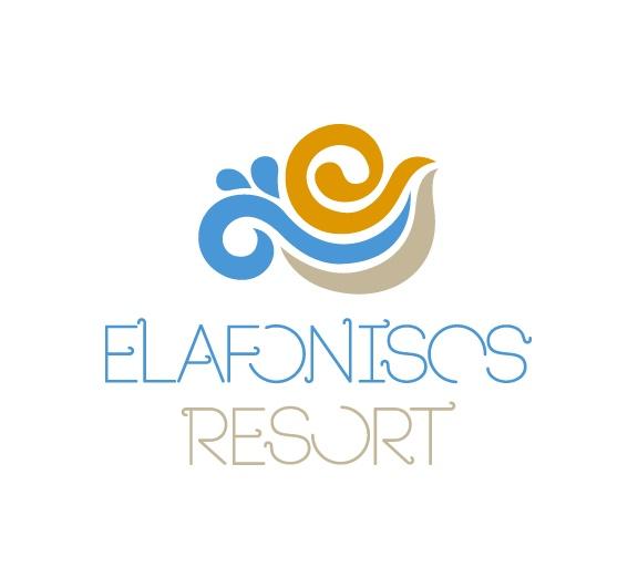 Λογότυπο για ενοικιαζόμενα δωμάτια. Elafonisos Resort