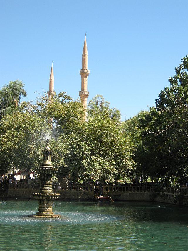 'Ayn Zelîha Lake- Şanlıurfa
