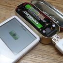 Altoids Tin Portable Charger - MintyBoost! - Small battery-powered USB charger