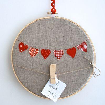 Hearts hoop