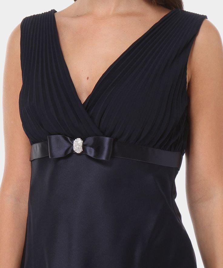 Luisa spagnoli top in raso di seta e georgette pliss loft for Similar a privalia