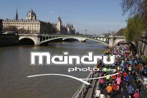 Schneider Electric Marathon de Paris 2016