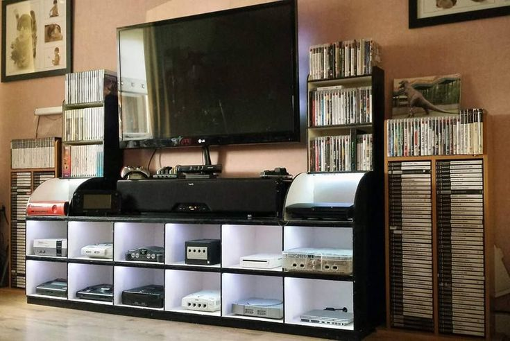 5 Most Recommended Video Game Room Ideas –  #homedecor #video #game #room #videogameroom