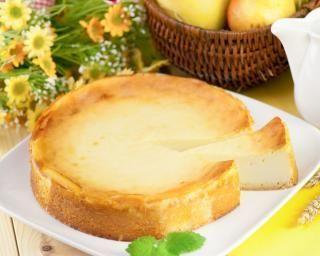 Gateau avec 100g de fromage blanc