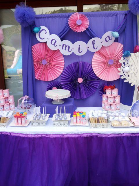 Preciosa fiesta de la princesita Sofía   Blog de BabyCenter