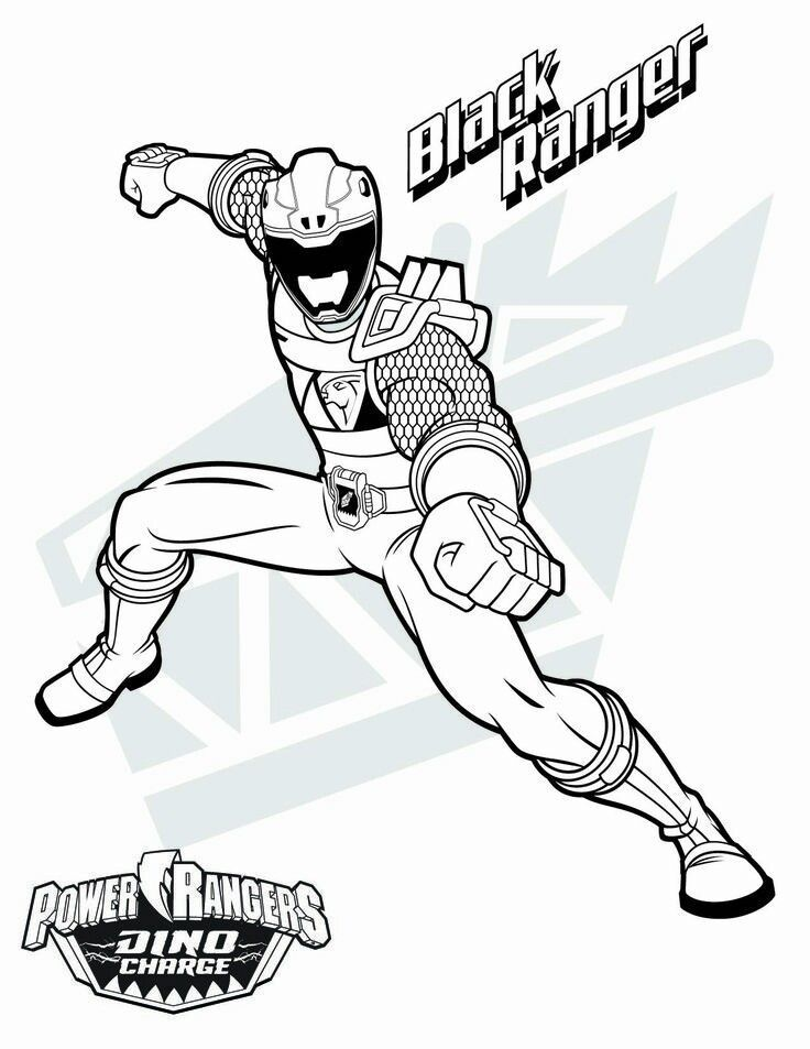Coloriage Power Rangers Dino Super Charge In 2020 Power Rangers